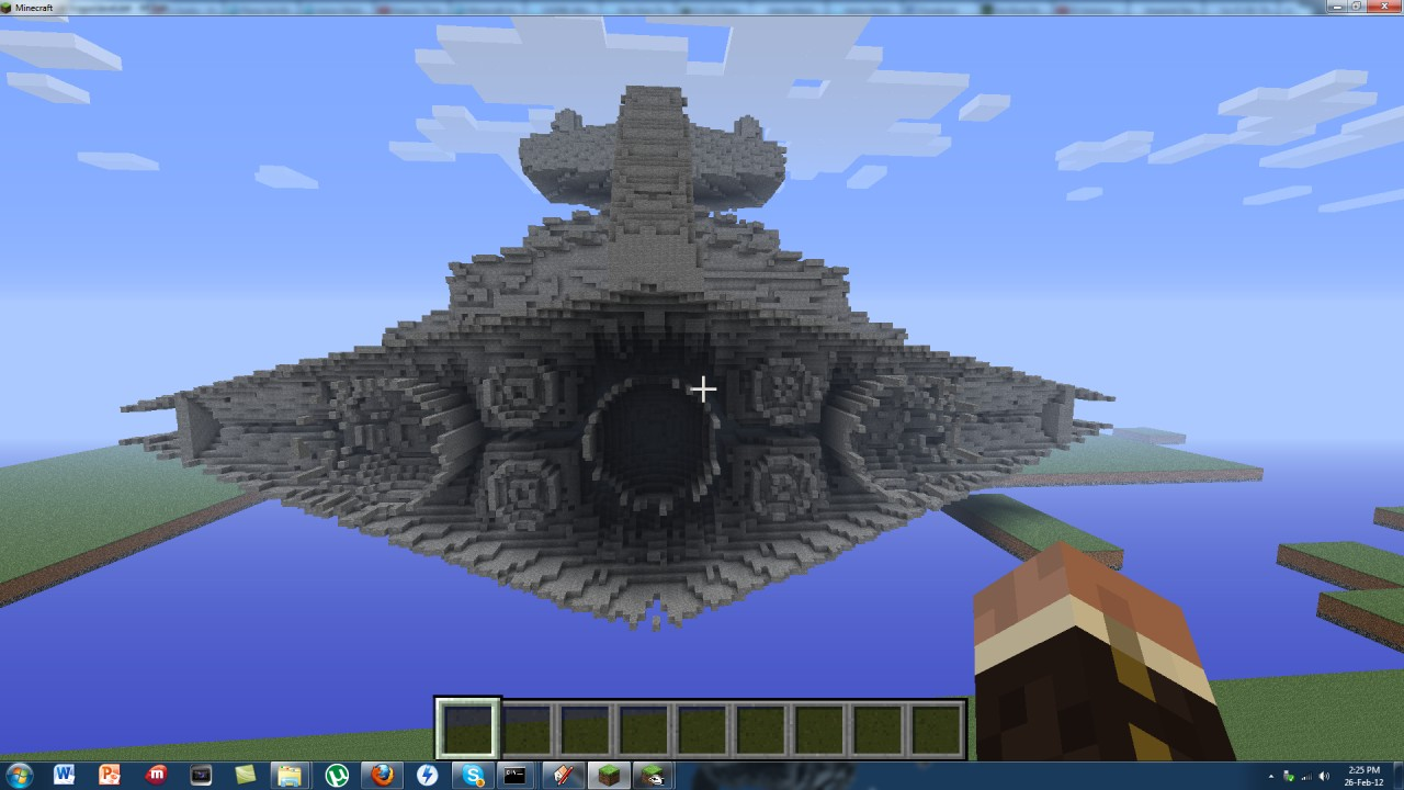 mcedit schematics html with Star Destroyer 300 Blocks Long on Bi Level House Furnished additionally Survival Starter House My First Project Hope You Like further Bolvark17s Medieval Buildng Bundle Mcedit Schematic further Island For Skyblock 189 also Realistic Partial Cloverleaf Interchange Republic Of Union Islands.