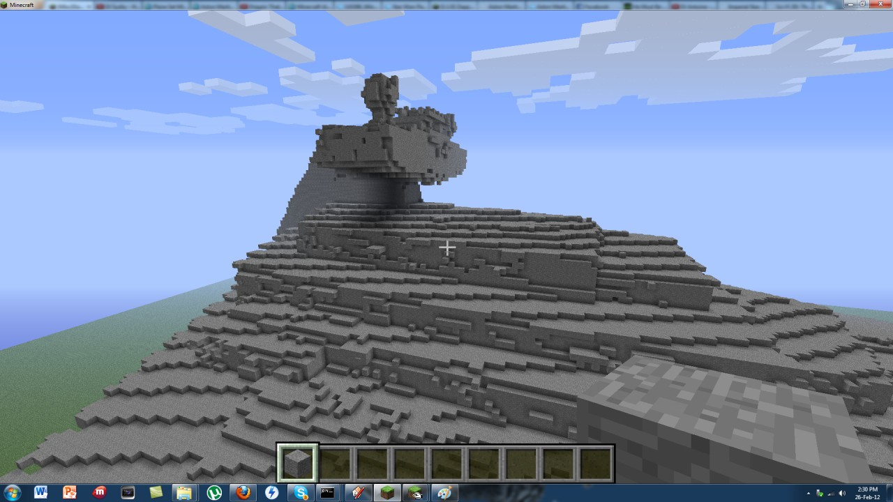 Craft The World Turret