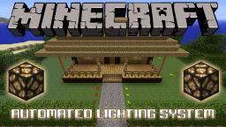 Automated Lighting System Minecraft Blog