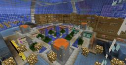 MC-Garvey's Shopping Center Minecraft Map & Project