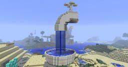 The Floating Faucet Minecraft Map & Project