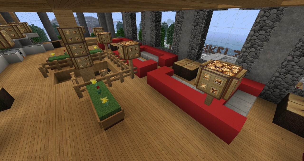 Indoor Second Floor