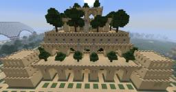 Temple of Nature Minecraft Project