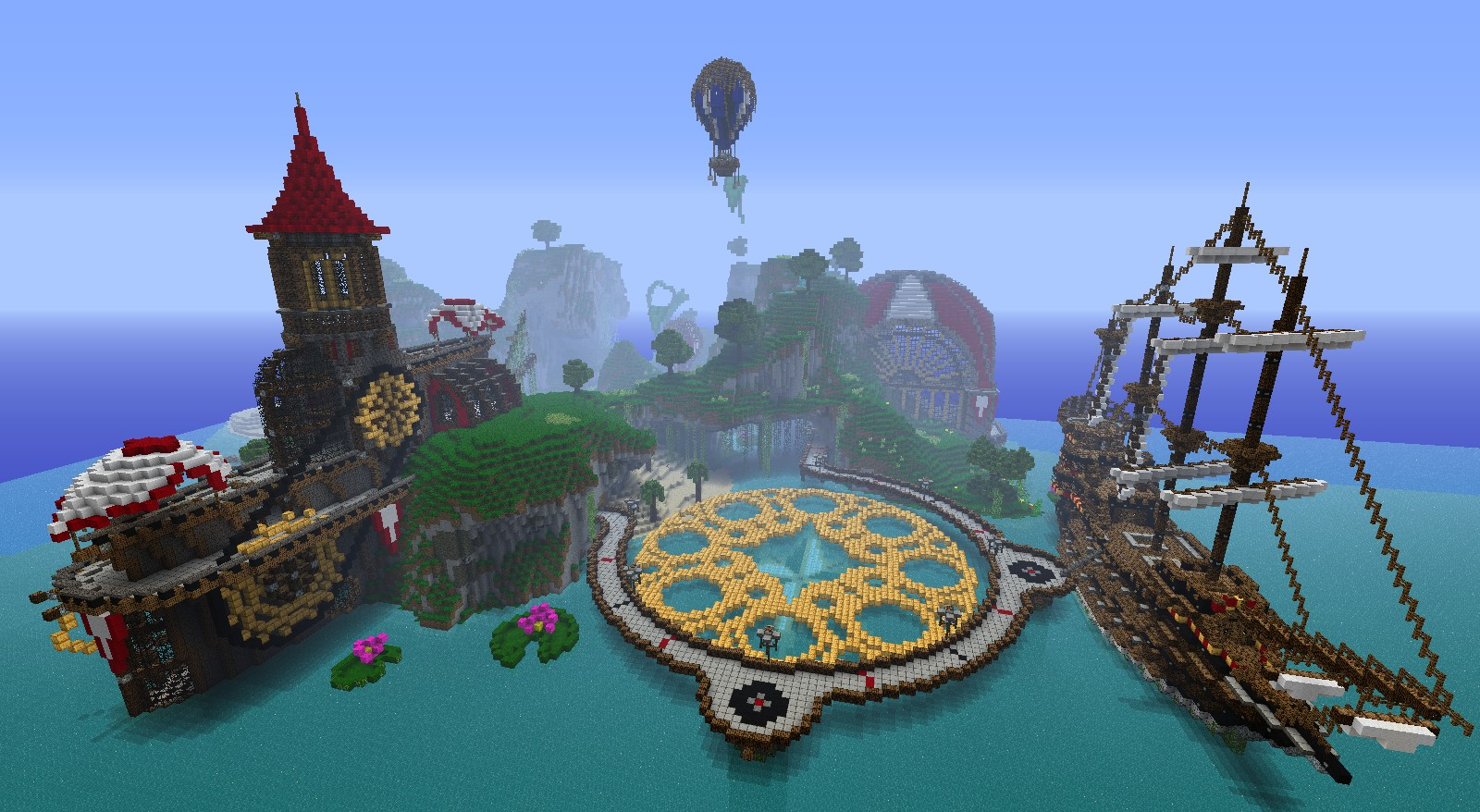 Coghaven (Adacia Collection) Minecraft Map & Project