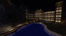 Japanese Resort Minecraft Map & Project