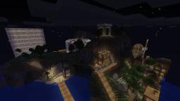 Dongo Bongo Island - Contest Entry Minecraft Map & Project