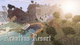 Acanthus Resort (Contest) - Finalist Minecraft