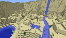 Arabian Village Minecraft Map & Project