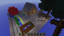 Sky Block (My version) Minecraft Map & Project