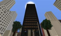 Mies van der Rohe's Seagram Building (International Style) Minecraft Map & Project