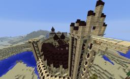 Neo-Syndrum Town hall Minecraft Map & Project