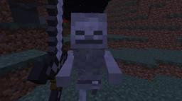 ZoMbEh Skeletons! Minecraft Mod