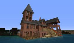 Grand Rounty Estate Minecraft Map & Project