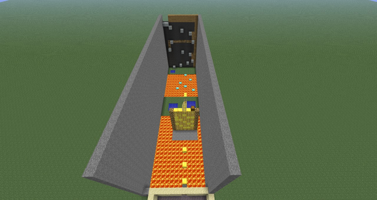 Minecraft Parkour Map Download Minecraft Project