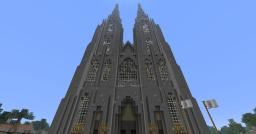 Cathedral of Cologne 1:1 Minecraft Project