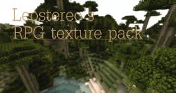 [1.2.4] Leostereo's RPG texture pack - 25th of March - [It's fantastic!] Minecraft