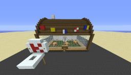 BIKINI BOTTOM Minecraft
