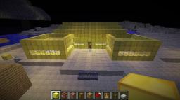 Golden Manor of Vadamee Minecraft Map & Project