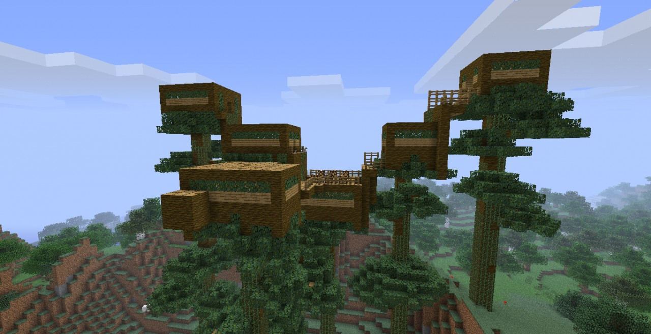 Minecraft Buildings For Kids