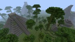 Old Maya City Minecraft