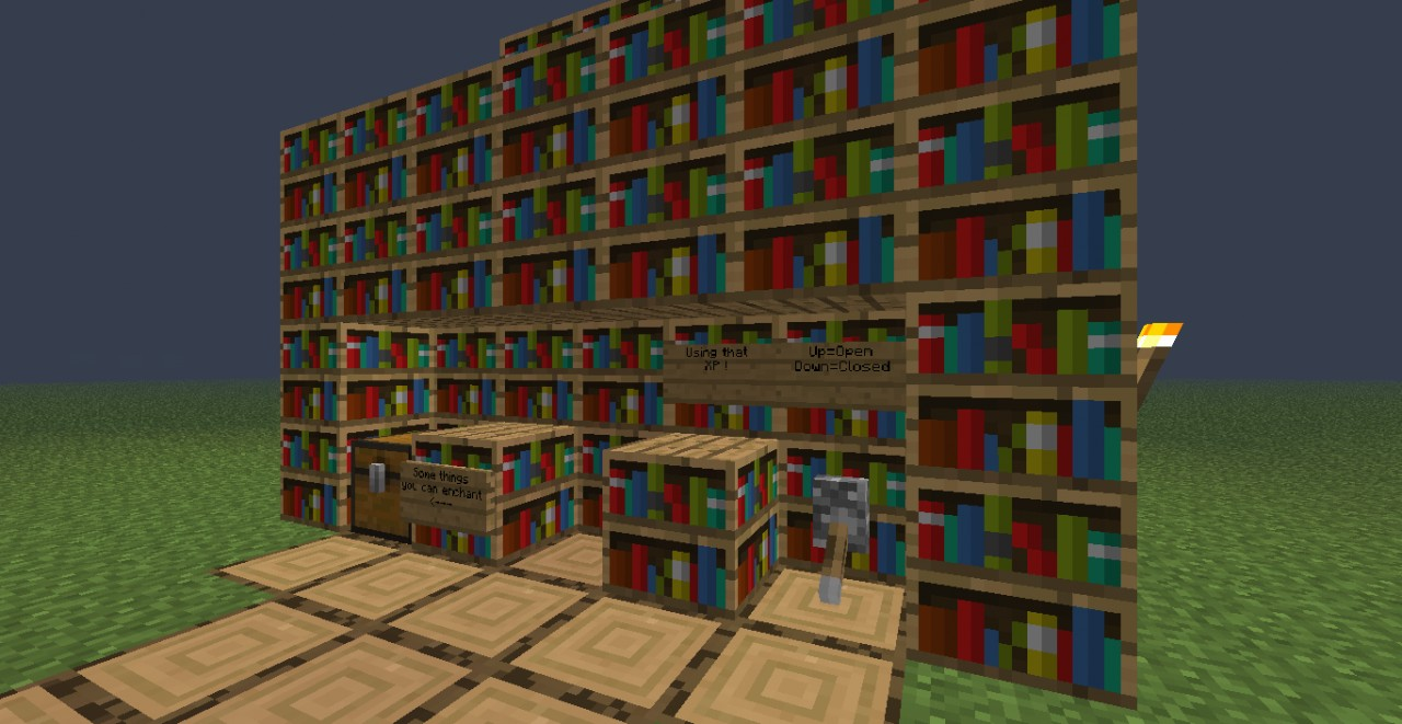 Some Awesome 1 2 3 Redstone Creations Minecraft Project