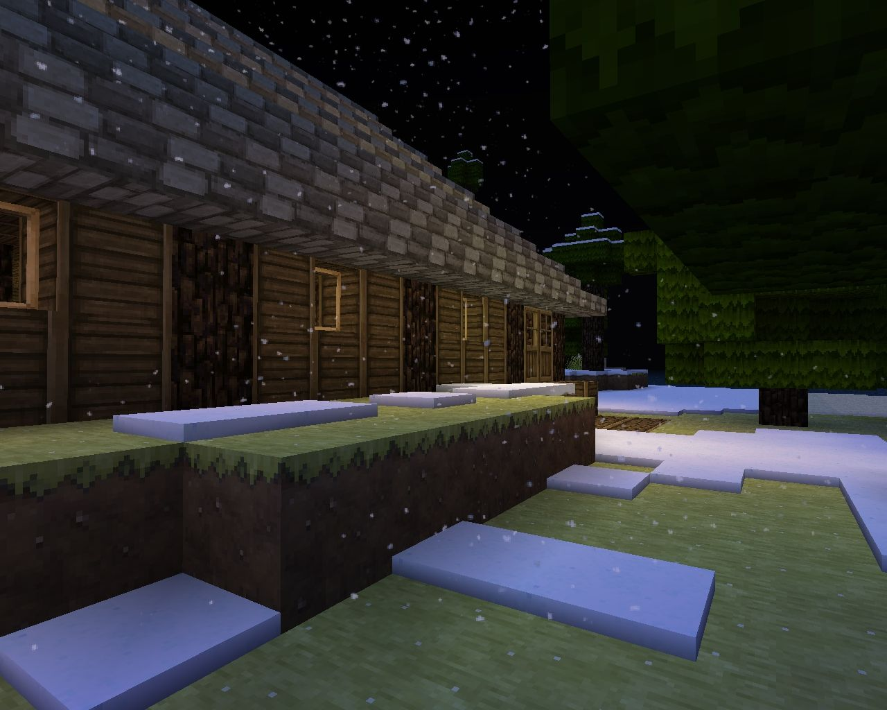 D Dog House Cosy Cabin Minecraft P...