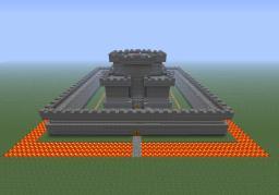 Defense tower Minecraft
