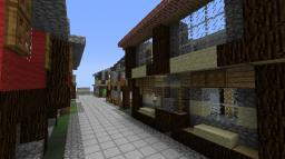 Housing District Minecraft Map & Project