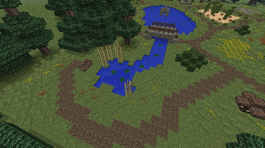Beau ... Minecraft Japanese Rock Garden