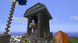 Dog temple Minecraft Map & Project