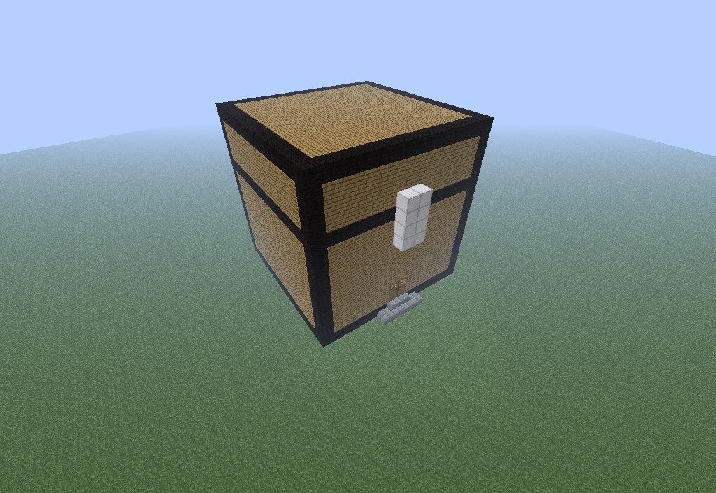 PDF Building A Storage Chest In Minecraft Plans Free