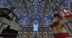 The Hall of Beginning. (Old CB spawn.) Minecraft Map & Project