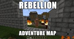 Rebellion Adventure Map - For Use With Zeppelin Mod (1.2.5) Minecraft Map & Project