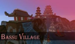 Bassu Village Minecraft Project
