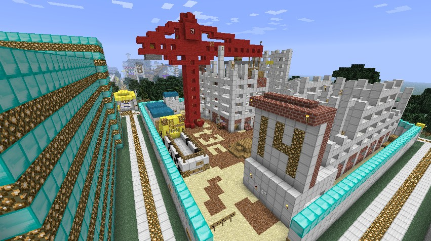 Tetrix1993 39 s 3rd obstacle course t3c ver 3 1 1 minecraft project