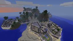 Detroid Hotel Complex Minecraft Project