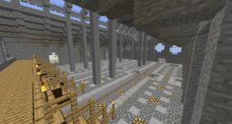 Mega City Train Station Minecraft Map & Project