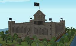 Castle - 01 v1.5 Minecraft Map & Project