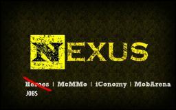 NeXusCraft PvP 1.2.3 Bukkit I Jobs I MobArena I Factions I McMmo I Permissions I BuyCraft I 24/7 I Ranks I Spleef I MobArena I Minecraft