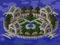 The Oasis Center Minecraft Map & Project