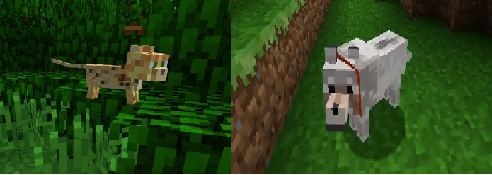 Ocelots Minecraft Blog article