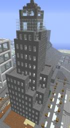 One World Financial Center Minecraft Map & Project