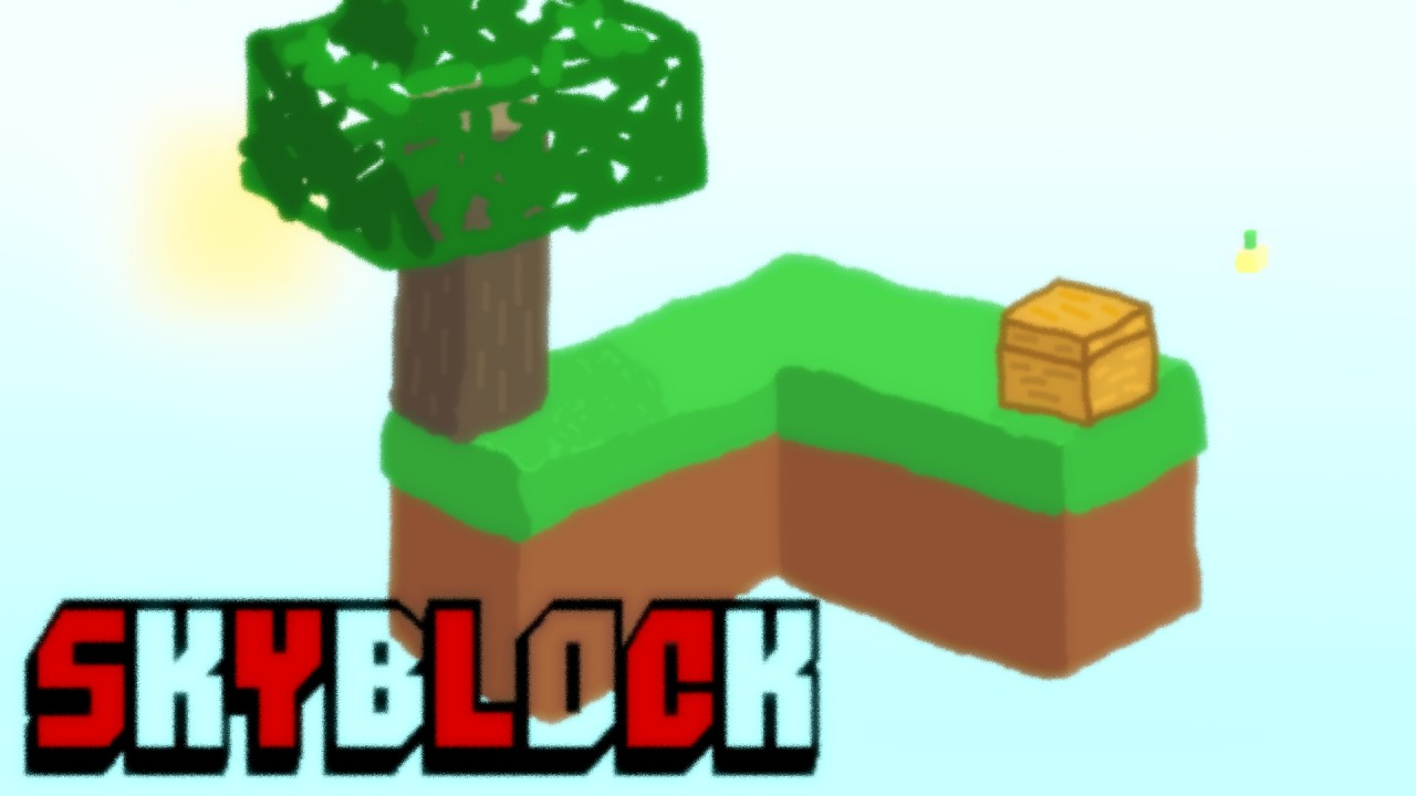 how to get flint in minecraft skyblock