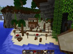 Andy's Minecraft Island Resort