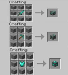 Mo' Diamond Ores! [1.1] Minecraft Mod