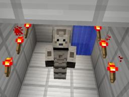 Doctor Who: Cybermen zombies Minecraft Texture Pack