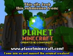 What the heck is this profile pic Minecraft Blog Post