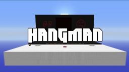 Hangman - Minecraft minigame Minecraft Project