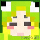 Orange Kerokraft v0.8 Minecraft Texture Pack