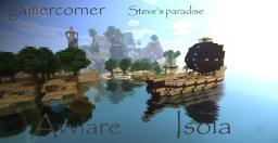 Avviare Isola Paradise Island (by Gamercorner) v.1.4 Minecraft Project